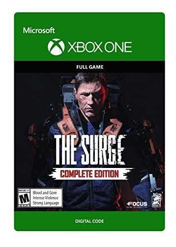 The Surge: Complete Edition  - Xbox One [Digital Code] by Focus Home Interactive
