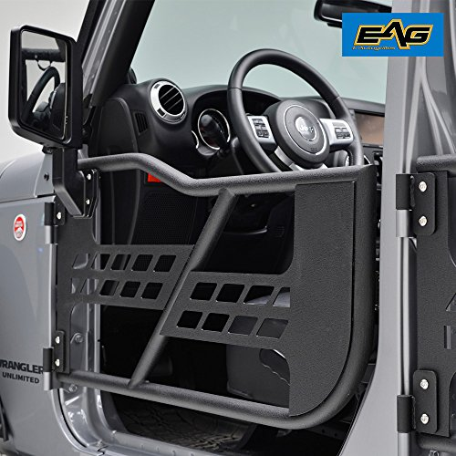 Eag 07 18 Jeep Wrangler Jk Safari Tubular Doors With