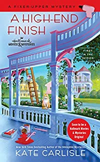 A High-end Finish by Kate Carlisle ebook deal