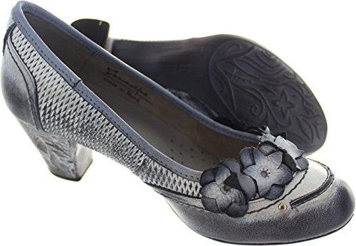 Para Mujer Zapatos Vestir De Maciejka Gris qw6gpn