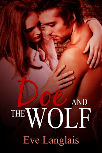 Doe and the Wolf (Furry United Coalition Book 5) by [Langlais, Eve]