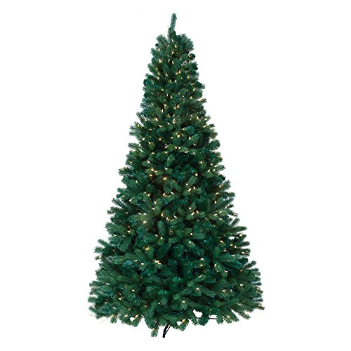 ULTIMA 6.5' Artificial Christmas Tree, 520 Dual-Color LED Multi-Function Lights, Claremont Edition (6.5 Artificial Christmas Ft Tree)