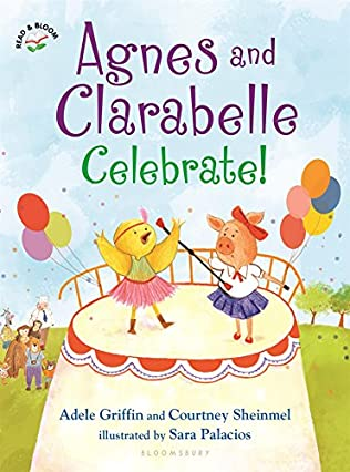 book cover of Agnes and Clarabelle Celebrate!