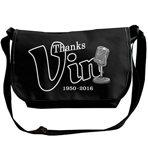 Vin Scully Thanks Dodger Baseball LA 1950 2016 67 Boys Girls Anti-Theft Everyday Bag (Scully Costume)