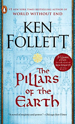 The 5 best pillars of the earth book series
