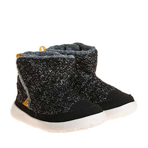 Little Blue Lamb Originals Stiefel Boots Fleece & Nubuk schwarz