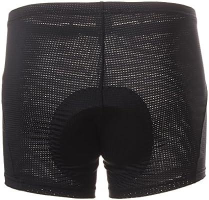 Breathable,Lightweight,Men /& Women 4ucycling 3D Padded Bike Underwear Shorts