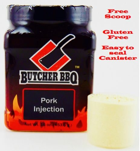 Butcher BBQ 4oz Pork Injection by Butcher BBQ