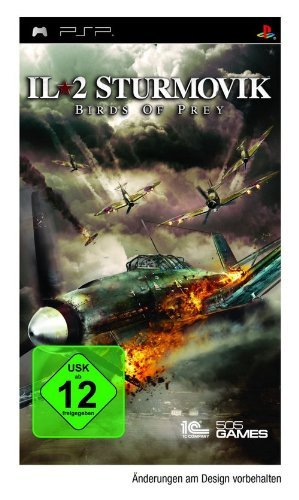 IL-2 Sturmovik Birds of Prey - Sony PlayStation Portable ...