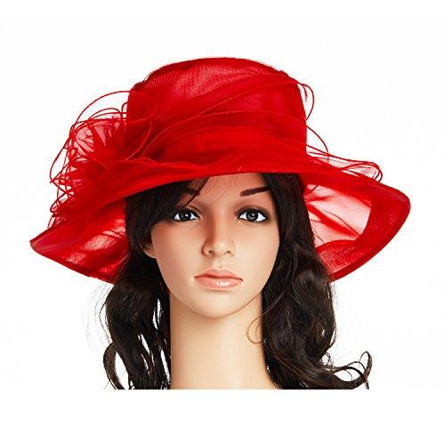 Womens Church Hat - 4