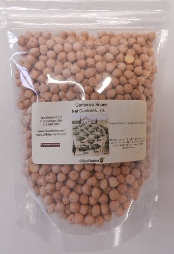Organic Garbanzo Beans 5 lbs by OliveNation by OliveNation