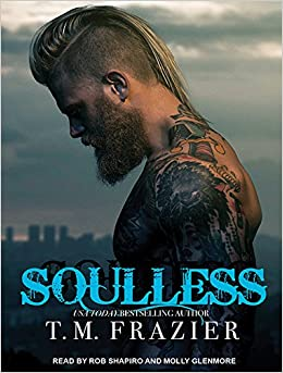 Review: Soulless By T.M. Frazier