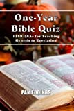 One-Year Bible Quiz, Pam Eddings, 1494817144
