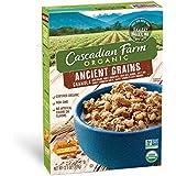 Cascadian Farm Organic Granola, Ancient Grains Cereal, 12.5 oz