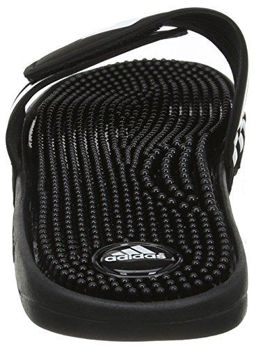 de Adissage Chaussures Femme Running Ftw W Black Noir et adidas White Piscine Plage Black qtwBBE