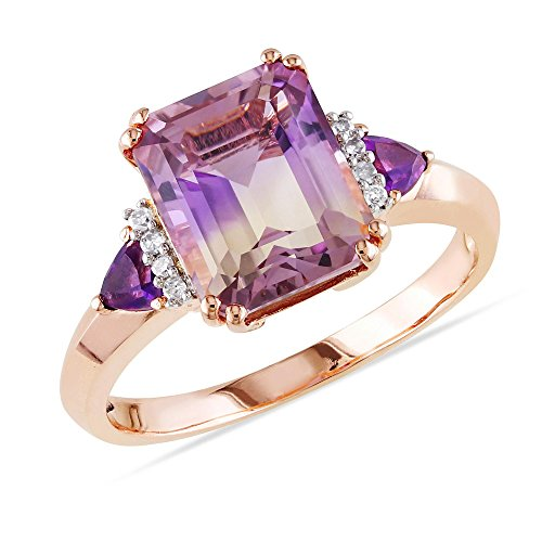 Trillion Accented Ring - 9