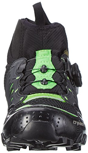 DYNAFIT Alpine Pro GTX, Scarpe da Trail Running Unisex-Adulto Nero (0963 Black/Dna Green)