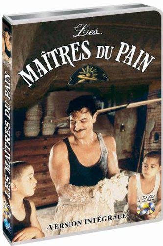 2 Coffret - Les maîtres du pain - Coffret 2 DVD
