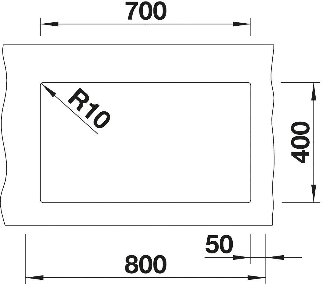 BLANCO 515774 /Évier