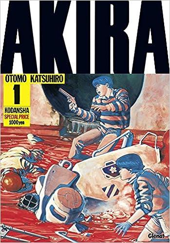 Akira (Noir et blanc) - Édition originale Vol.01 epub pdf