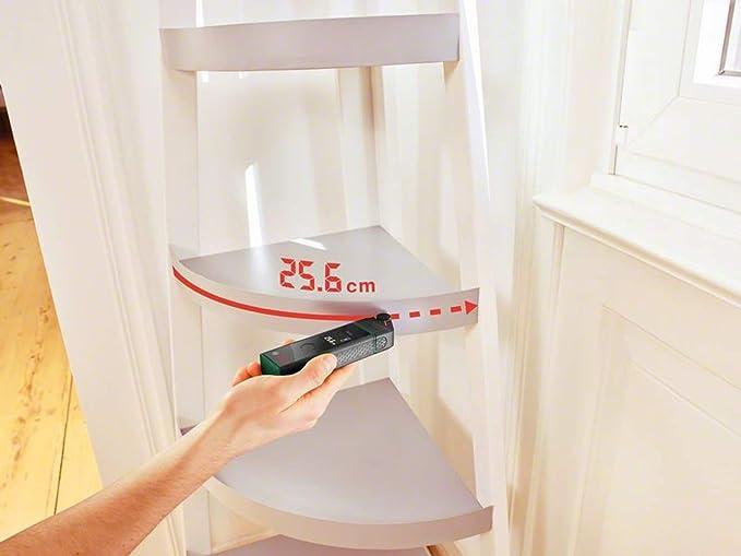 Bosch Entfernungsmesser Zamo Weu Tin Box : Bosch laser entfernungsmesser zamo set generation messbereich