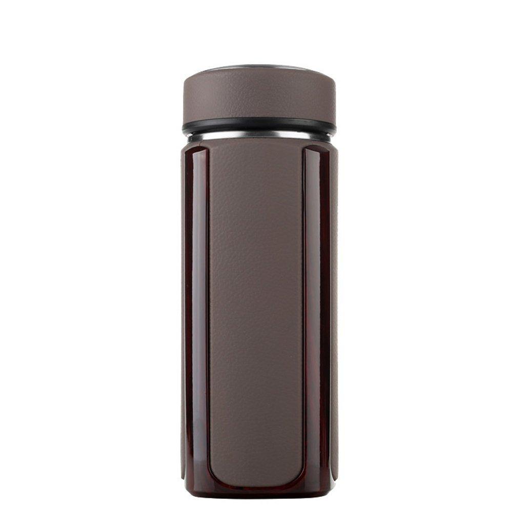 正規 サーモストラベルマグカップ真空断熱ボトルステンレススチール製フラスコ、ブラウン 430ml ( Size : 430ml 430ml ) 430ml : B078BFB5RP, MOUNT BLUE SELECTION:56b7526e --- a0267596.xsph.ru