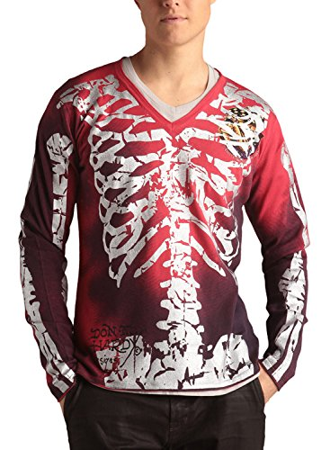 Ed Hardy Mens Skeleton - 1
