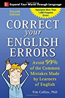 Correct Your English Errors, 2nd Edition Front Cover