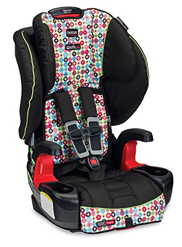 Britax Frontier G1.1 Clicktight Harness-2-Booster Car Seat, Kaleidoscope