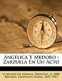 Angélica y Medoro, , 1246885298