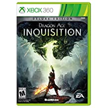 Dragon Age Inquisition Deluxe Edition Eng Only - Xbox 360