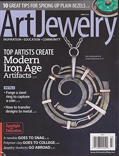 Art Jewelry Magazine March ()