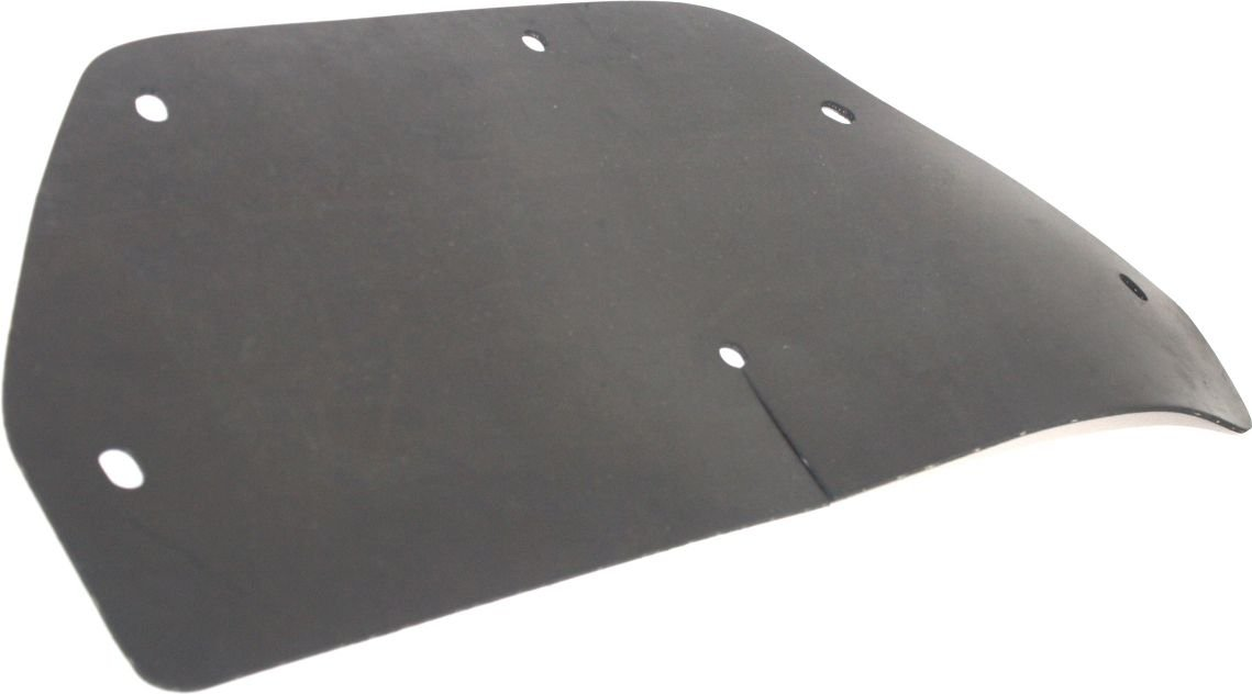 Partslink Number FO1250142 OE Replacement Ford//Mercury Front Driver Side Fender Splash Shield Unknown