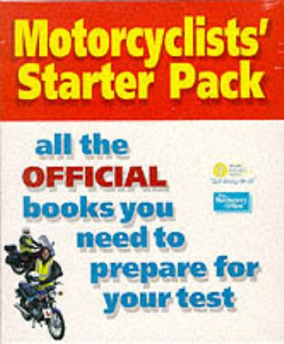 The Official DSA Starter Pack for Motorcyclists