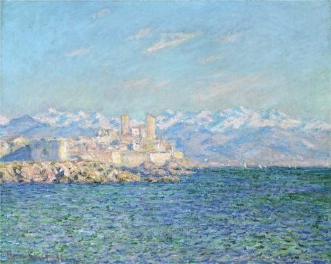 Fort Ross Costumes (Oil Painting 'Old Fort At Antibes, 1888 By Claude Monet' Printing On Perfect Effect Canvas , 8x10 Inch / 20x25 Cm ,the Best Hallway Artwork And Home Decoration And Gifts Is This High Quality Art Decorative Canvas Prints)