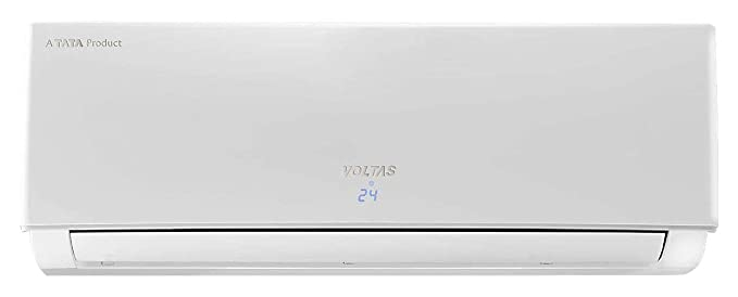 Voltas 123LYV Split AC (1 Ton, 3 Star Rating, White, Copper)