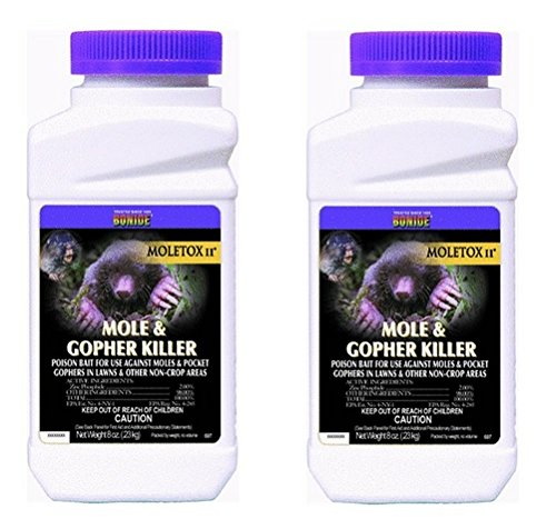 Moletox Ii Mole & Gopher Killer ()