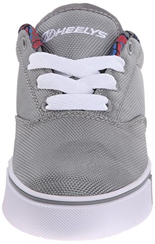 Heelys Launch Skate Shoe (Toddler/Little Kid/Big Kid) Gray buy cheap outlet clearance latest collections eVb4qDOOJ
