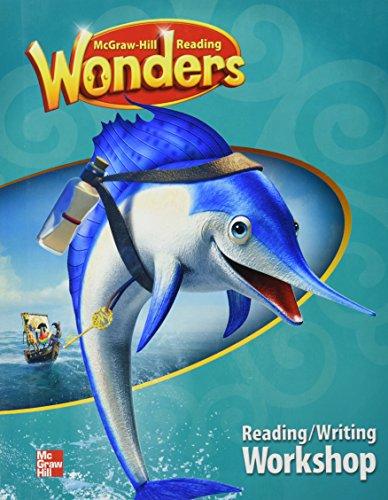 Mcgraw-hill Reading Wonders Reading/Writing Workshop, Grade 2