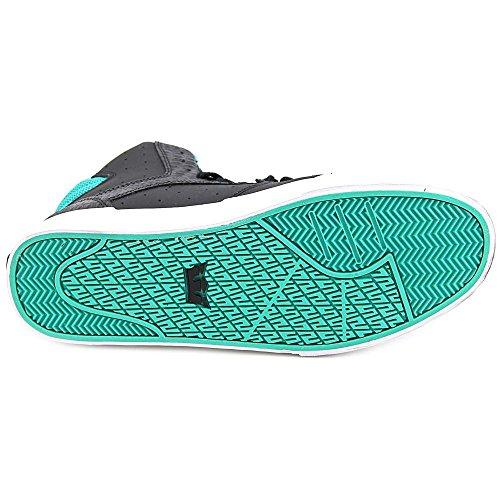 Supra Vaider 3000 Uomo US 8.5 Nero Scarpe Skate
