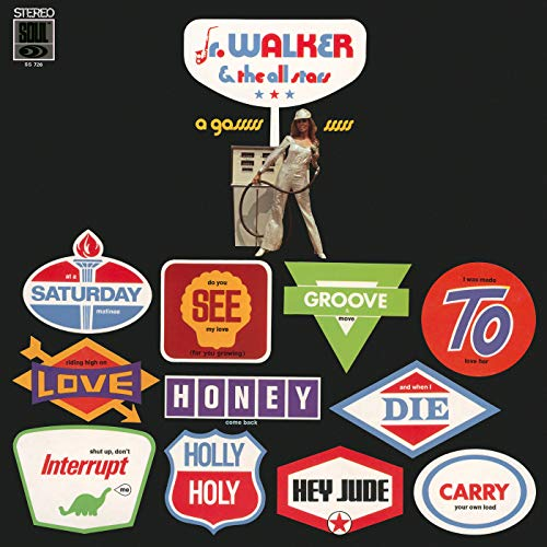 A Gasssss (Jr Walker & The All Stars Greatest Hits)