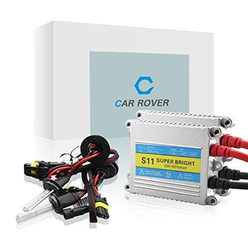 CAR H7 HID Xenon Conversion Kit 6000K, Headlight Bulb