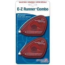 E-Z Runner Permanent Tape 28 Feet 2/Pkg- by 3L