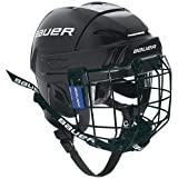Bauer M10 Youth Helmet Combo with Cage