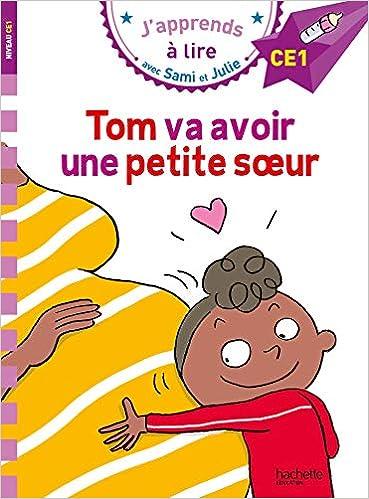 Libro Epub Gratis Sami Et Julie Ce1 Tom Va Avoir Une Petite Soeur