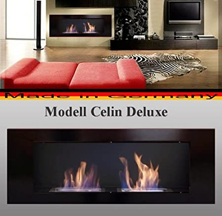 Bio- Ethanol and Fire Gel Fireplace Model Celin Deluxe - Choose from ...