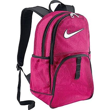 100% high quality 4fe1f 4dc65 nike brasilia 6 xl backpack mesh ... cae781b6b9
