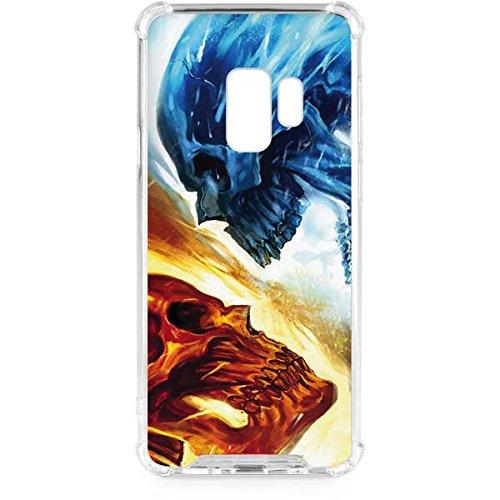 Amazon com: Ghost Rider Galaxy S9 Case - Ghost Rider Collision