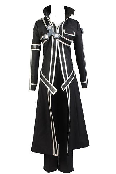 Disfraz de Kirito o Kazuto Kirigaya de la serie de anime Sword Art ...