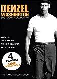 Denzel Washington Spotlight Collection: Inside Man / The Hurricane / The Bone Collector / Mo' Better Blues